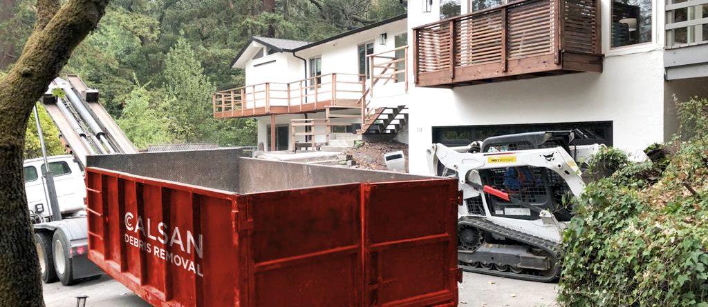 Dumpster Rental in Oakland